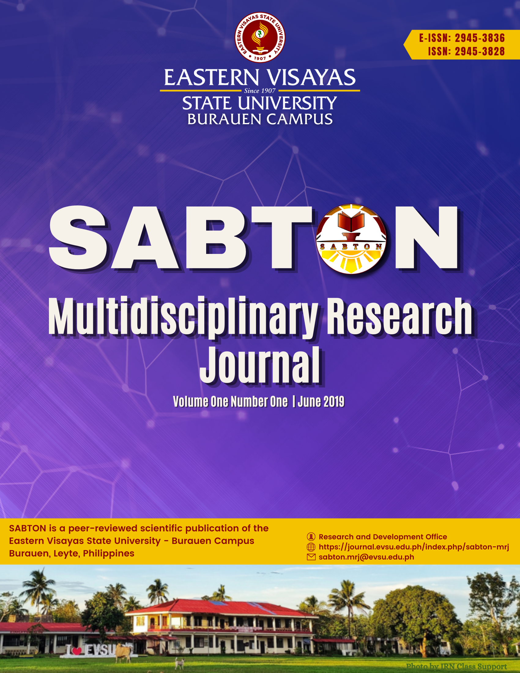 SABTON: Multidisciplinary Research Journal (SABTON-MRJ)